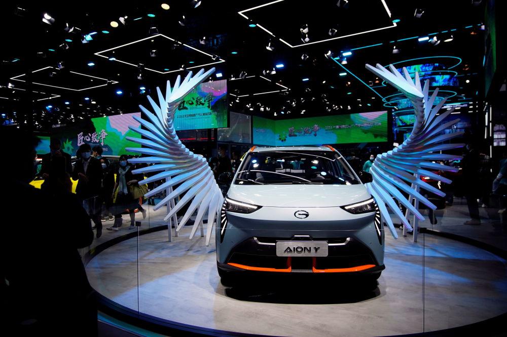 نمایشگاه بین المللی خودرو در شانگهای