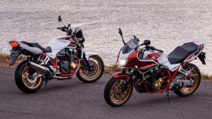 موتورسیکلت مجذوب کننده هوندا به نمایش گذاشته شد
