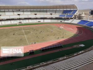 ورزشگاه پارس شیراز آماده برگزاری مسابقه فوتبال فجر و مس نیست