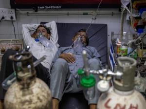 شرایط بحرانی کرونا در هند
