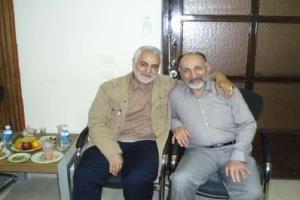 پیام تسلیت خانواده «شهید سلیمانی» در پی درگذشت سردار «حجازی»