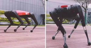 با سگ رباتیک آلفاداگ آشنا شوید