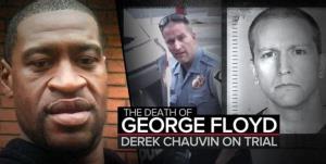 افزایش تدابیر امنیتی در آستانه صدور حکم قاتل جورج فلوید