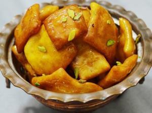 طرز تهیه گوشفیل؛ شیرینی خوشمزه و پرطرفدار ماه رمضان