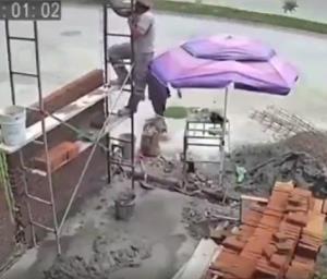 نردبان هیچوقت نمیتونه جای داربست رو بگیره!