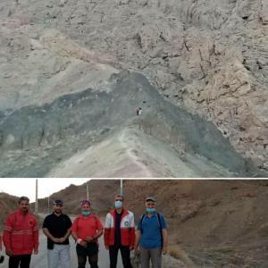 امدادرسانی هلال احمر به ۱۲ گرفتار در کوهستان و جنگل سمنان