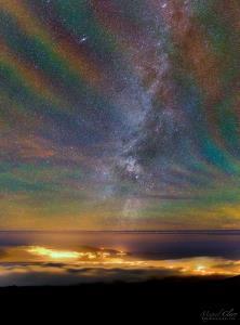 شبی با هوای رنگینکمانی/ هواتاب چیست؟
