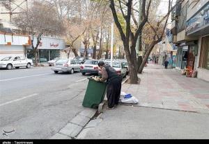 مهر ننگین تکدیگری بر پیشانی کلانشهر کرمانشاه