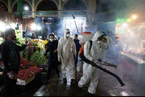 چرا ضدعفونی کردن معابر در سطح تهران متوقف شد؟