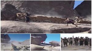 حمله غافلگیرکننده انصارالله یمن علیه ارتش عربستان