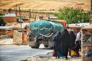 ۲۷۰ روستای استان اصفهان با تانکر آبرسانی میشوند