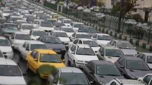 ترافیک پرحجم در برخی خروجیهای مشهد