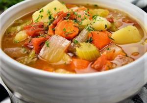 افطاری بپزیم؛ سوپ سبزیجات فصلی پیشنهادی لذیذ و سریع