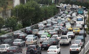 محدودیتهای کرونایی حریف ترافیک تهران نشد