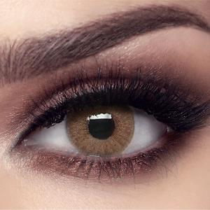 لنز رنگی چشم آرایشی و طبی