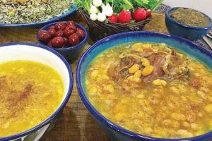 سحری بپزیم؛ خورشت گوشت و لوبیای کاشانی