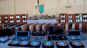 کشف اموال مسروقه از مخفیگاه سارقان حرفهای در چالوس