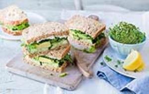 طرز تهیه ۸ ساندویچ خوشمزه و سبک برای افطاری