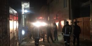 سوختگی شدید ۱۰ نفر و  فوت یک کودک بر اثر انفجار گاز در منزل مسکونی