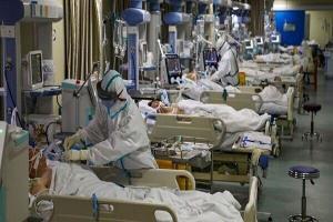 ظرفیت بیمارستان دورود تکمیل شد