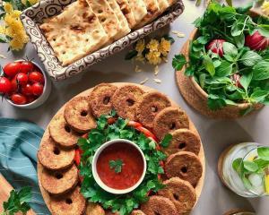 شامی پوک؛ غذای خوشمزه و اصیل گیلانی ها برای افطار