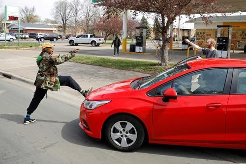 تظاهرات علیه خشونت نژادپرستانه نیروهای پلیس آمریکا