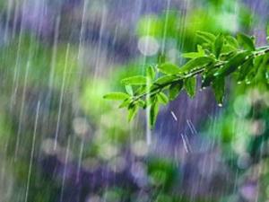 رگبار پراکنده باران همدان را فرا میگیرد
