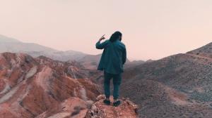 تیزر ویدئویی «دلی» موزیک جدید مرصاد الف