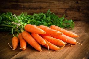 ساخت یک تندیس بز با استفاده از هویج