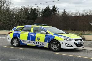 کشف بمب زیر خودرو پلیس ایرلندی
