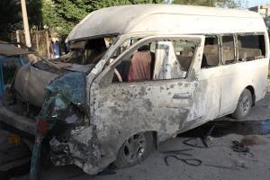 انفجار در شهر کابل؛ ۳ نفر زخمی شدند