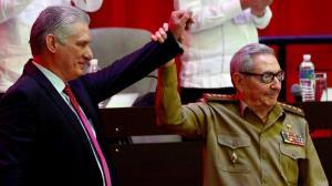 انتخاب اولین دبیر کل غیرنظامی حزب کمونیست کوبا