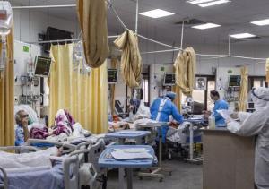 ۱۰۰ بیمارستان تهران درگیر کرونا؛ روند صعودی آمار تا ۲ هفته دیگر