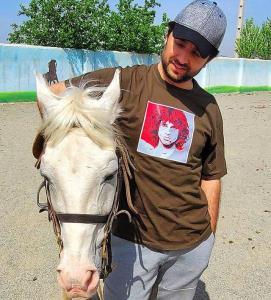 چهره ها/ حال و هوای بهرام رادان در حوالی اردیبهشت 1400