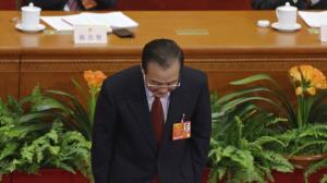 نخست وزیر سابق چین زیر تیغ سانسور