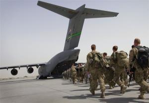 نگاهی به شمار نیروهای خارجی در آستانه ترک افغانستان