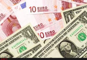 سبقت سریع یورو از دلار
