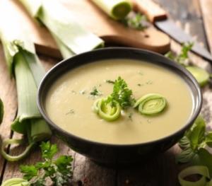 سوپ تره فرنگی خوشمزه و پرخاصیت برای افطاری