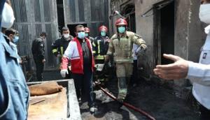 جزئیات آتشسوزی که 6 کارگر در آن سوختند