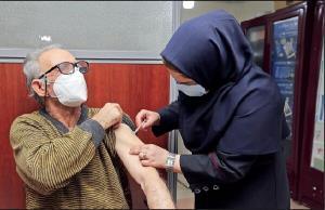 آمار واکسیناسیون در تمام استانها