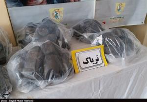 ۵۵۰ کیلوگرم مواد مخدر در کهگیلویه و بویراحمد کشف شد