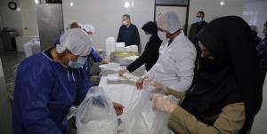 توزیع ۶۴۷۰ وعده غذای گرم میان نیازمندان چهارمحالوبختیاری