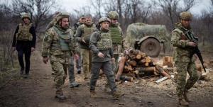 ادعای بورل؛ ۱۵۰ هزار نظامی روسی در مرز اوکراین مستقر شدند