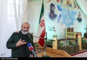 تصویری از جانشین جدید فرمانده نیروی قدس سپاه در کنار رهبر انقلاب