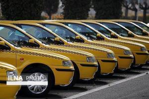 مرخصی برون شهری تاکسیرانان قزوین لغو شد