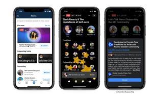 معرفی قابلیتهای صوتی جدید فیسبوک برای رقابت با کلاب هاوس