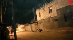 فیلمی از تیراندازیهای وحشتآور در منطقه عیندو اهواز