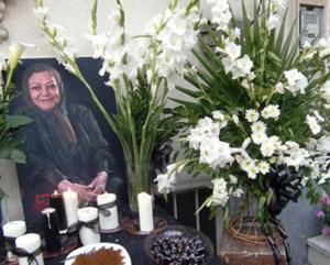 برای سالروز درگذشت «نادره» سینمای ایران