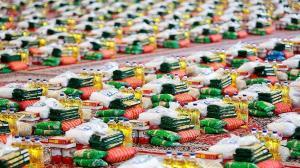 توزیع ۵۰۰۰ بسته معیشتی در تبریز