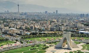 تهران در دست سیاسیون